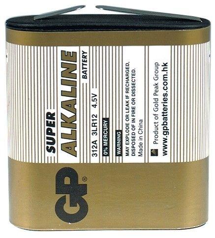 Alkalická baterie 4,5V (plochá) GP Super Alkaline GP Batteries