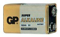 Alkalická baterie 9V GP Super Alkaline
