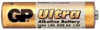 Alkalická baterie AA, LR6, tužka GP Ultra Alkaline