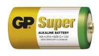 Alkalická baterie C, LR14, malé mono, blistr GP Super Alkaline