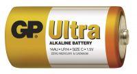 Alkalická baterie C, LR14, malé mono, blistr  GP Ultra Alkaline