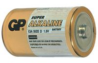Alkalická baterie C, LR14, malé mono GP Super Alkaline