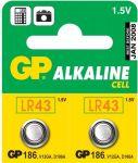 Alkalická baterie GP 186