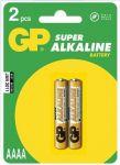 Alkalická baterie GP 25A