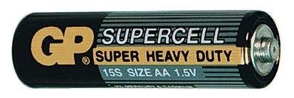 Baterie AA, LR6, tužka GP Supercell GP Batteries