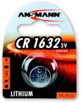 Baterie lithiová CR1632 Ansmann