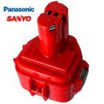 Baterie Makita 1220, 1222, 1233, 1234, 1235, 1235F - 12V - 2000mAh - články Sanyo