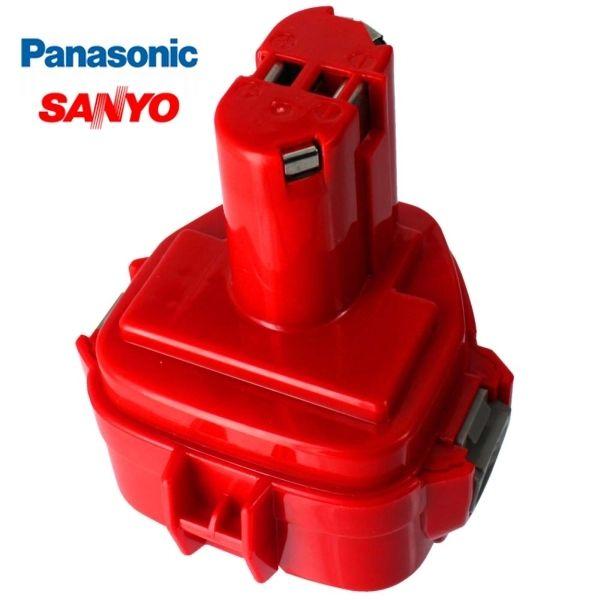 Baterie Makita 1220, 1222, 1233, 1234, 1235, 1235F - 12V - 2000mAh - články Sanyo Sanyo / Panasonic