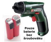 Baterie Parkside PAS 7,2V Li-Ion 2050mAh články Panasonic