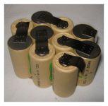 Baterie pro 3M 16398, 12V - 3000 mAh - akublok