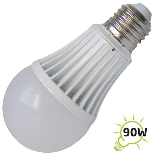 LED žárovka A60, E27/230V, 15W - bílá teplá OEM
