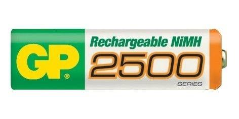 Nabíjecí baterie AA 2500 mAh Ni-MH GP GP Batteries