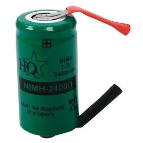 Akumulátor s vývody 1,2V - 2400mAh - Ni-MH Kinetic