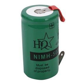 Akumulátor s vývody D 1,2V - 4000mAh - Ni-MH Kinetic
