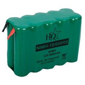 Akumulátor s vývody Panasonic 12V - 2000mAh Ni-MH