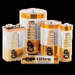 Baterie alkalické spotřební