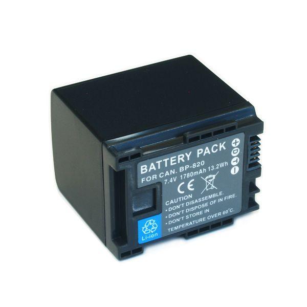 Baterie Canon BP-827S - 1780 mAh DigitalPower