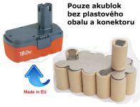 Baterie EXTOL 8891001 2,0 Ah NiCd - KIT