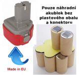 Baterie Makita PA12 12V 2000mAh - KIT