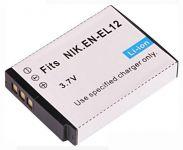 Baterie Nikon EN-EL12 1000mAh