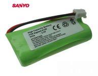 Baterie pro UPC telefon Siemens - 800mAh, 2,4V - Sanyo