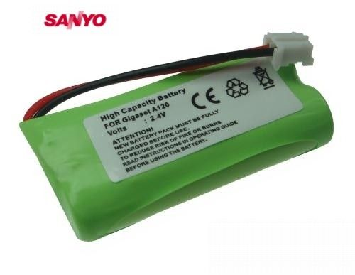 Baterie pro UPC telefon Siemens - 800mAh, 2,4V - Sanyo Sanyo / Panasonic