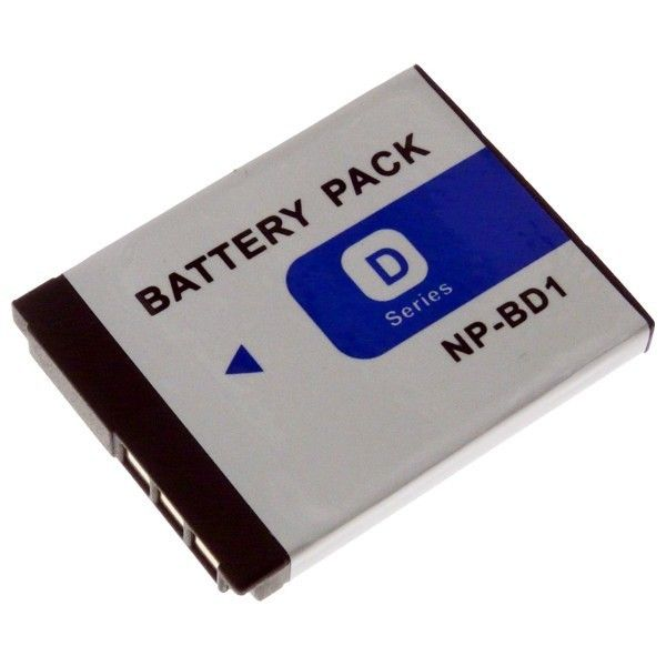 Baterie Sony NP-BD1, NP-FD1 - 750mAh Li-Ion DigitalPower