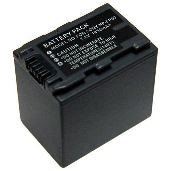 Baterie Sony NP-FP90 - 2600mAh Li-Ion DigitalPower