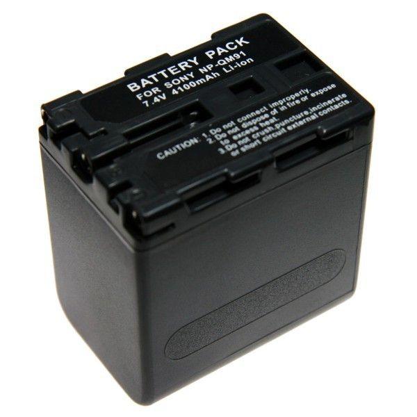 Baterie Sony NP-QM91 - 4200mAh Li-Ion DigitalPower
