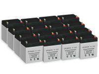 Bateriový kit pro renovaci RBC44 (16ks baterií)