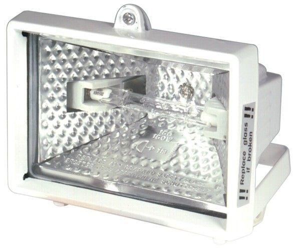 Reflektor 150W bez PIR senzoru bílý Emos
