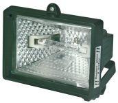 Reflektor 150W bez PIR senzoru černý